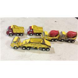 5 tonka trucks