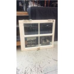 Window with pictures