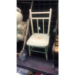 Dolls chair