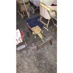 Childs push cart