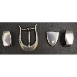 NAVAJO RANGER BUCKLE SET (THOMPSON)