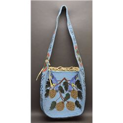 PLATEAU BEADED PURSE
