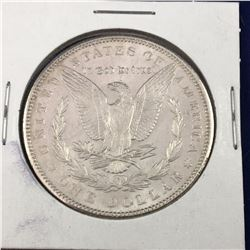 1900 USA Silver Morgan Dollar (Almost Uncirculated)