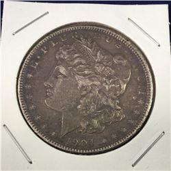 1904 US Morgan Silver Dollar (High Grade)