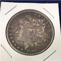 1900-O US Morgan Silver Dollar (New Orleans Mint) - Nice Grade