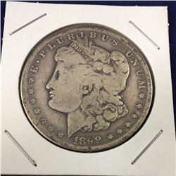 1899-O US Morgan Silver Dollar (New Orleans Mint)