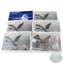 1992-1999 Canada Proof Like Sets. You will receive the following dates: 1992, 1993, 1994, 1995, 1996