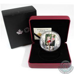 2017 Canada $20 En Plein Air - Springtime Gifts Fine Silver Coin (Tax Exempt)