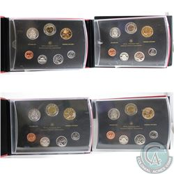 2005-2008 Canada Specimen Set Collection. You will receive the following: 2005 Puffin Set, 2006 Snow