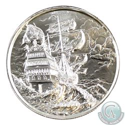 The Privateer Collection - The Storm 2 oz. Fine Silver Round (#1) TAX Exempt