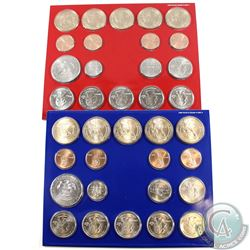 2009 United States Uncirculated 18-coin Mint Set.