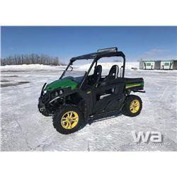 2015 JD 850i RSX SIDE BY SIDE ATV