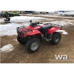 1999 HONDA TRX250 ATV