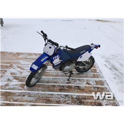1999 YAMAHA TTR90 MOTORCYCLE