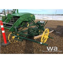 HORSE DRAWN 2 BOTTOM PLOW