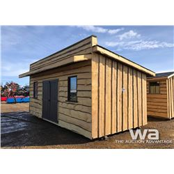 10 X 20 FT. STORAGE BUILDING