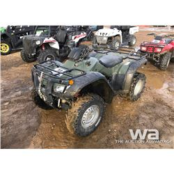 2006 HONDA 400TRX ATV