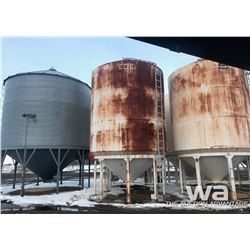 ECHO 14 FT. HOPPER GRAIN BIN