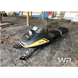 1976 OLYMPIQUE 340 SNOWMOBILE