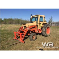 CASE 870 TRACTOR