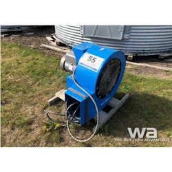 EDWARDS 5HP AREATION FAN