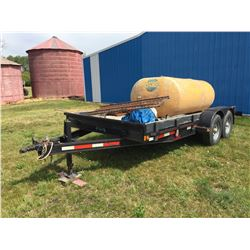 2003 DYSON 16 FT. T/A CAR HAUL TRAILER