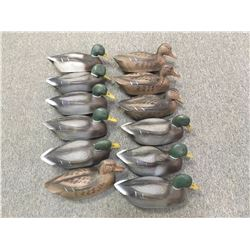 Rubber Inflating Decoys