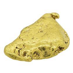7.68 Gram Alaskan Gold Nugget