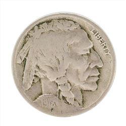 1918/7-D Buffalo Nickel Coin