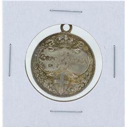 1922 Milan Military Sport Medal Bologna