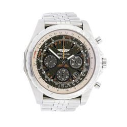 Breitling for Bentley Motors T Speed Limited Edition Stainless Steel Watch