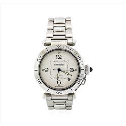 Cartier Pasha Date Ladies Wristwatch
