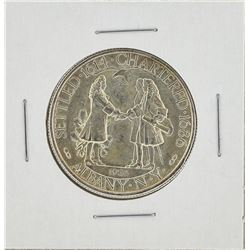 1936 Albany New York Commemorative Half Dollar Coin