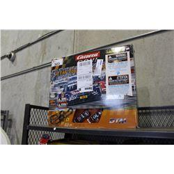 CARRERA SCALE MODEL TRAC RACING SET