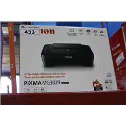 CANON PIXMA MG3029 WIRELESS PRINTER