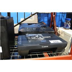 PAIR OF CANON PRINTERS