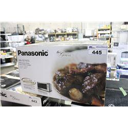 PANASONIC NN-SD765S MICROWAVE OVEN