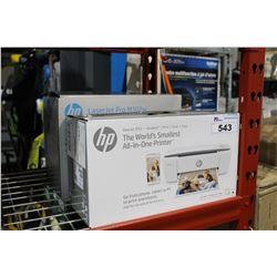 HP DESKJET 3752 & HP LASERJET PROM102W PRINTERS