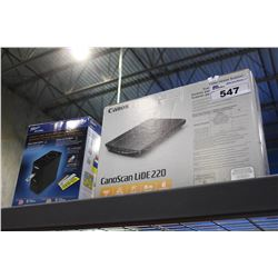 CANON CANOSCAN LIDE220 SCANNER