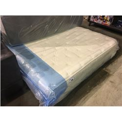 QUEEN SIZED SERTA PERFECT SUNRISE MATTRESS
