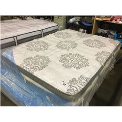 SERTA QUEEN SIZED EURO TOP MATTRESS