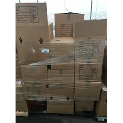 PALLET LOT OF STORAGE LOCKER GOODS