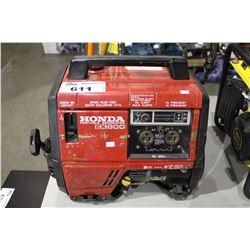 HONDA EX800 PORTABLE GENERATOR