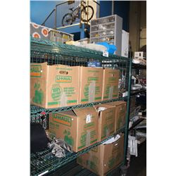 LARGE LOT OF LOCKSMITH EQUIPMENT (ROLLING RACK LOT INCLUDED)