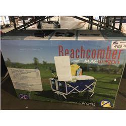 BEACHCOMBER MAC WAGON MOBILE CART
