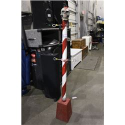 POLE ON STAND