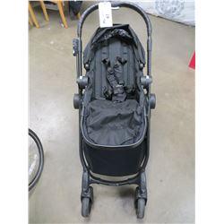 BLACK CITY SELECT BABY STROLLER