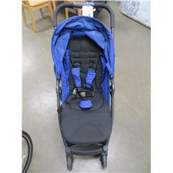 BLACK & BLUE MAMAS & PAPAS BABY STROLLER