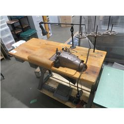COMMERCIAL GRADE UNION SPECIAL SEWING MACHINE