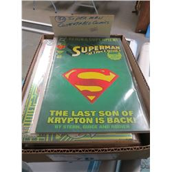 30 SUPERMAN COLLECTIBLE COMICS
